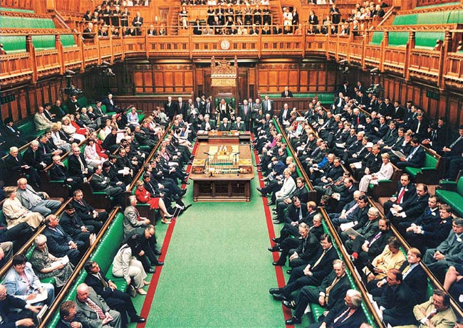 House of Commons - Questions (Photo: Terry Moore)